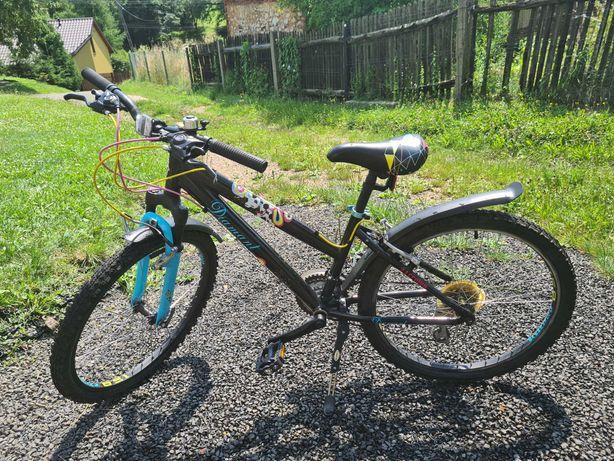 Diamant dziewczęcy rower górski koła 24 cale