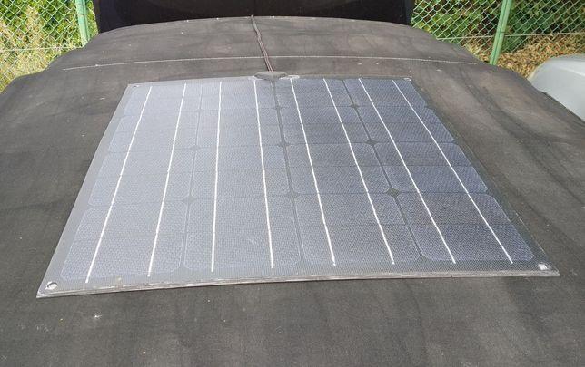 Panel słoneczny fotowoltaiczny 50W 2.7A 12V