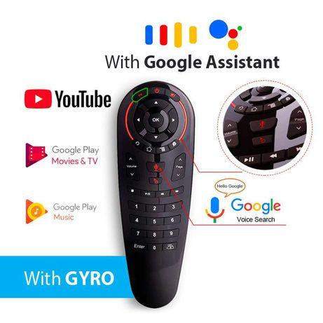 аэро пульт мышь Air Mouse G30S гироскоп микрофон голос указка 1000 руб