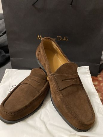 Пподам туфли мужские Massimo Dutti