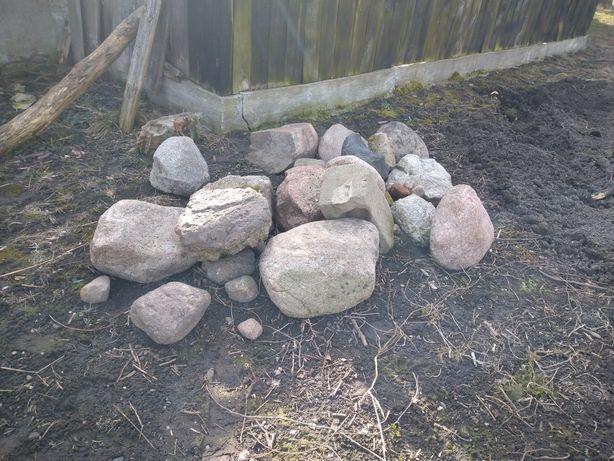 Oddam głazy / kamienie