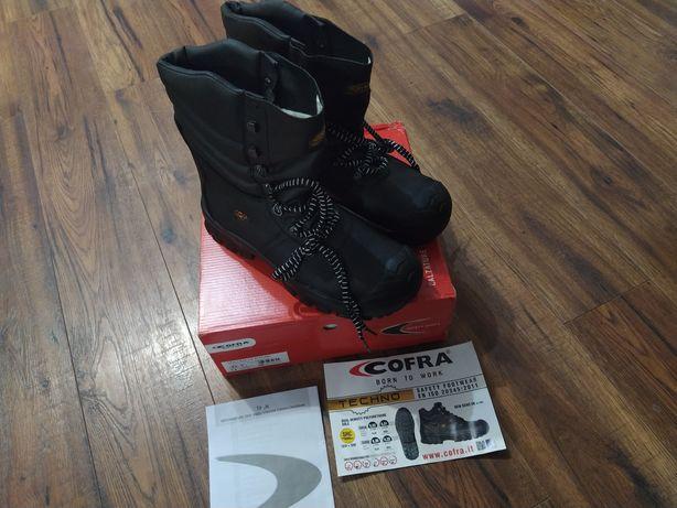 Buty robocze kozak COFRA NEW URAL 43