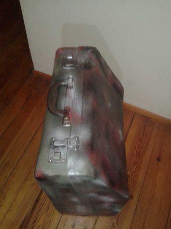 Kufer futerał walizka sztywny pokrowiec na akordeon