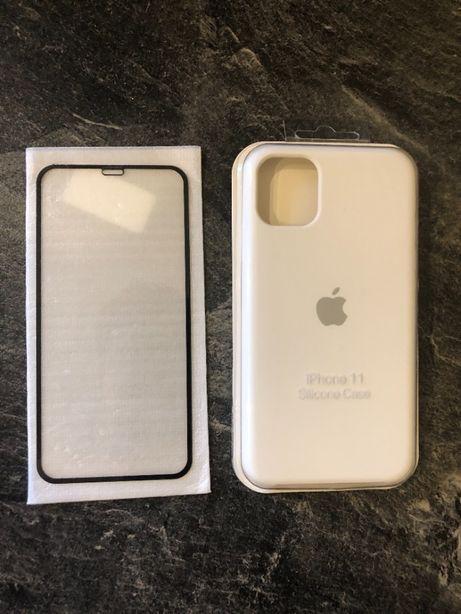 Чохол Iphone 11 + Скло