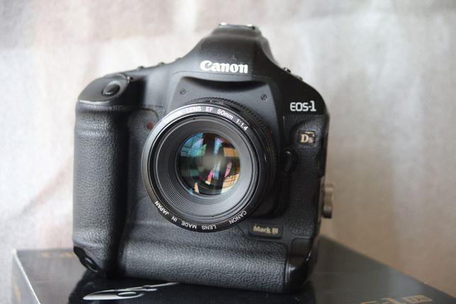 Canon 1 Ds mark III -pełna klatka+ Canon 17-40 f/4 L