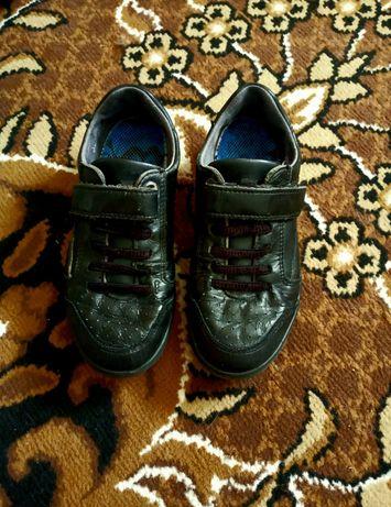 Подарю туфли кожанные.