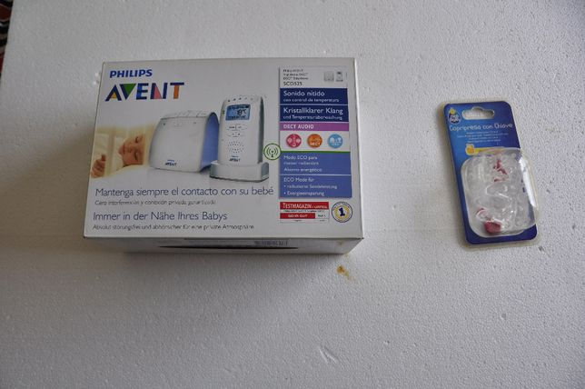 PHILIPS AVENT intercomunicador SCD525