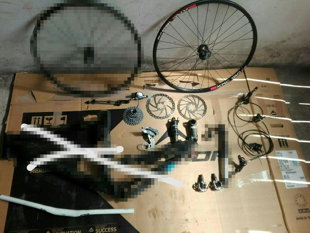 Części rowerowe shimano, formula