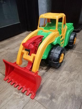 Трактор экскаватор для катания