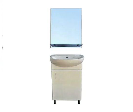 Новый комплект для ванной: тумба, умывальник, зеркало. Реальная цена!