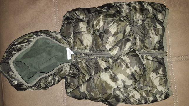 Осенняя куртка Англия 18-24 мес