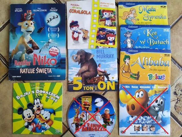 Płyty DVD,filmy,bajki- Uczeń czarnoksiężnika, Transformers, Iron Man 3