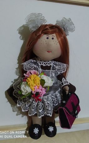 Продам текстильные куклы