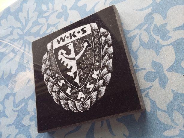 WKS Śląsk kamienna płyta