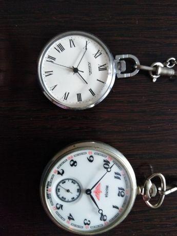 Zegarek kieszonkowy+stoper