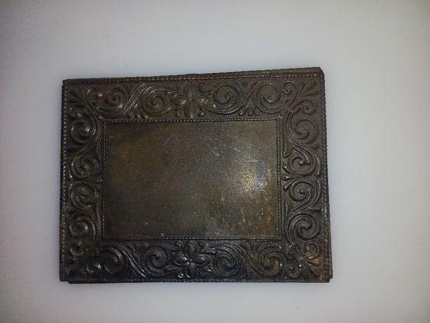 Рамка для художественных миниатюр, иконок, фото, ссср, 70-е годы, отл.
