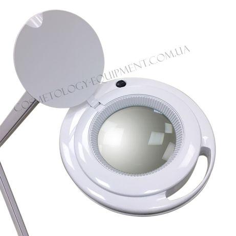 Лампа лупа косметологическая без предоплаты
