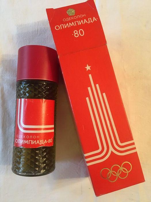 Одеколон Олимпиада 80 ссср, новый Киев - изображение 1