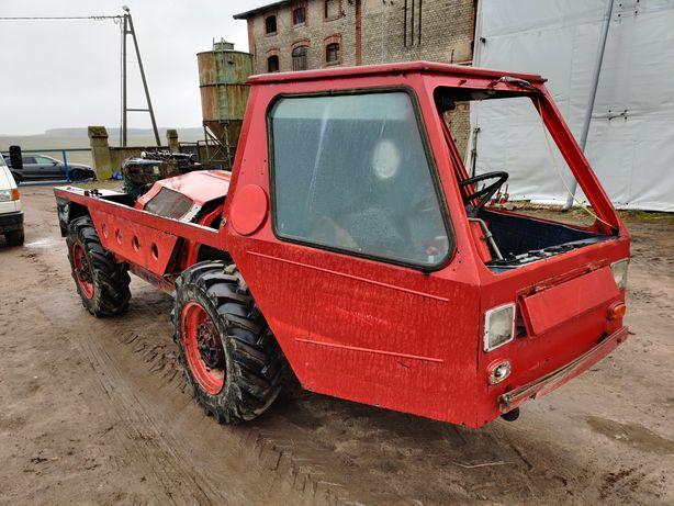 Opryskiwacz sadowniczy Tifone Cobra 4x4