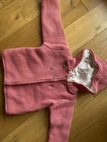 Sweter bluza plaszczyk M&S roz. 86