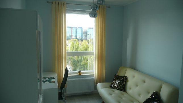 Pokój w nowoczesnym apartamencie, Kwartał Uniwer. 3, Szczecińska 37