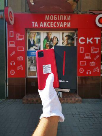 Смартфон Samsung Note 10 Lite 6GB128GB Red
