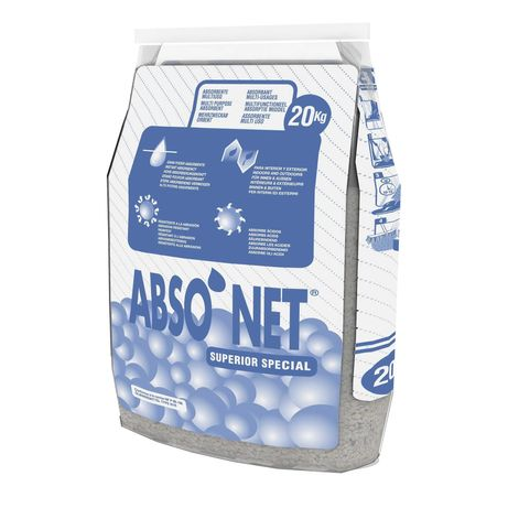 Sorbent do oleju – granulowany 20KG – ABSONET CLASSIC SPECIAL