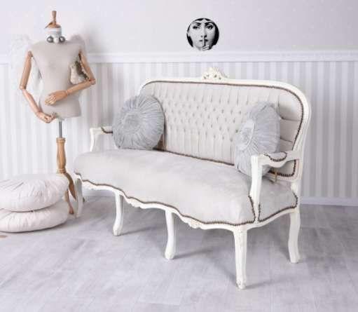 Sofá de Espera Vintage NOVOS