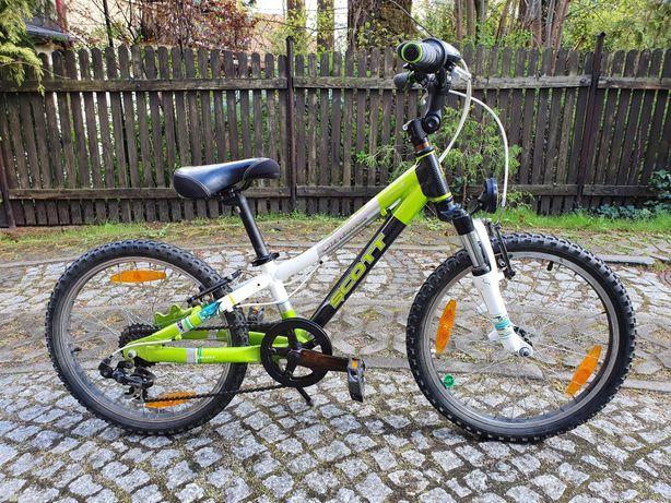 Rower dziecięcy Scott 20 cali Contessa Jr dla chłopca lub dzieczynki