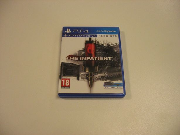 The Inpatient VR - GRA Ps4 - Opole 1129