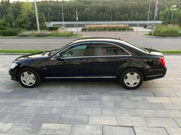 Mercedes-Benz S 600 GUARD B7 ARMOURED