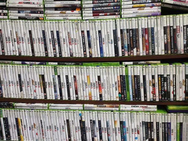 Gry Na Xbox 360 Zamiana,sprzedaż