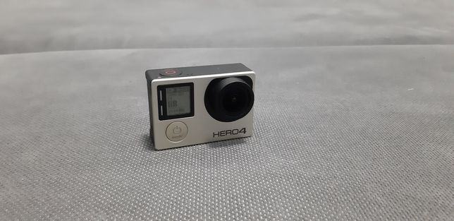 GoPro HERO4 Silver.