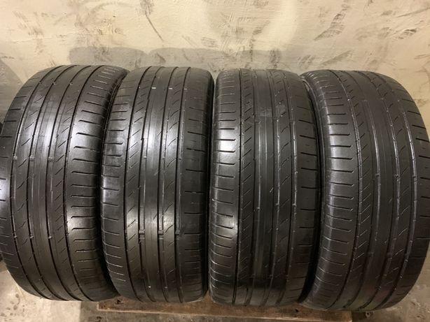 235 55 R18 Continental шины б/у летние