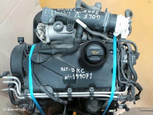 Motor Volkswagen Golf V (1K1)