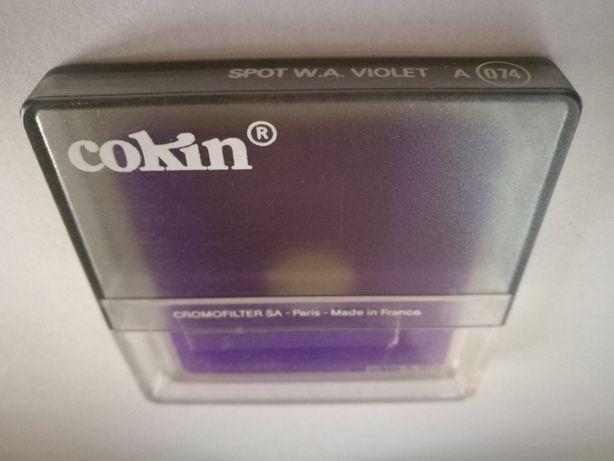 Filtro Cokin Spot WA Violet Serie A - 074