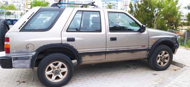 Jipe Opel Frontera