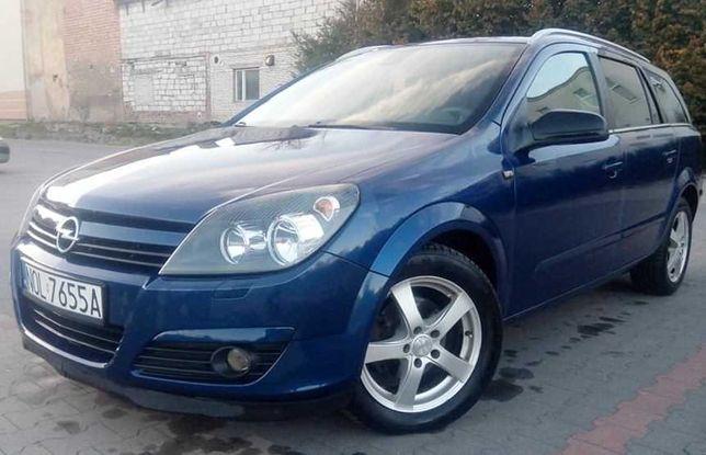 Zadbany Opel Astra kombi