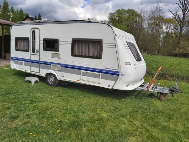 Hobby 495 excellent - 2007 / Klima / Mover/