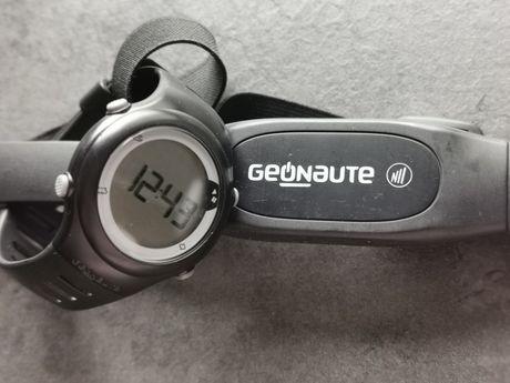 Zegarek pulsometr geonaute