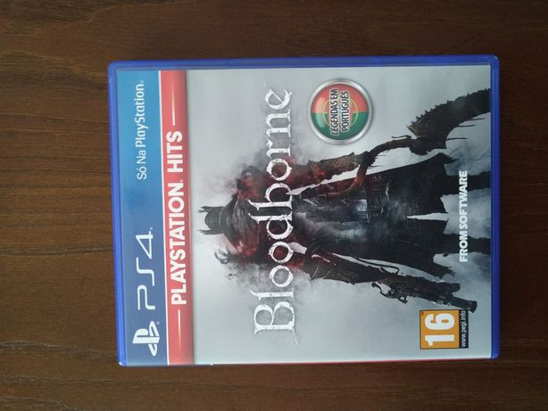 Bloodborne PS4 novo