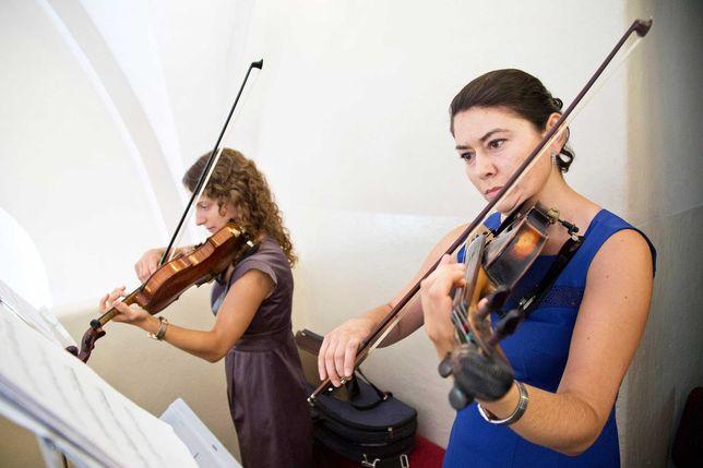 Oprawa muzyczna ceremonii ślubnych