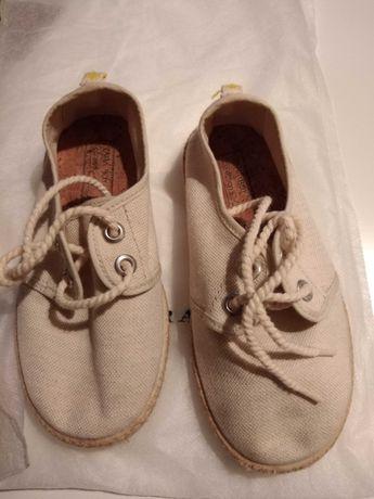 Buty  Zara chłopięce 27