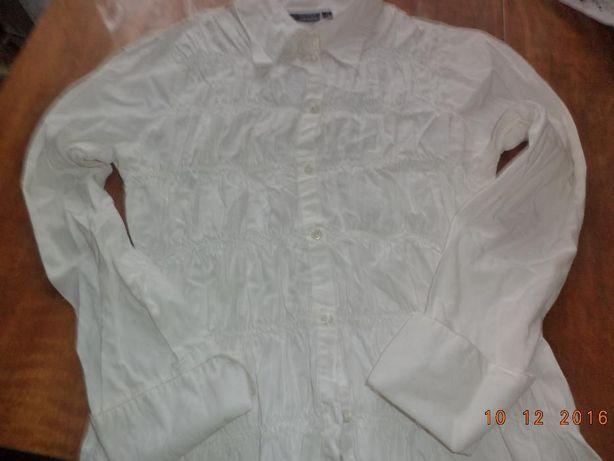 bluzka biała