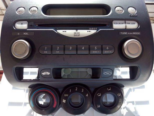 Reparo Auto Radios Honda Jazz