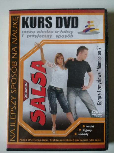 Salsa mambo on 2 - kurs DVD