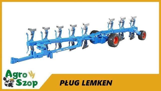 Zabawka Pług obracalny Lemken Bruder 02250