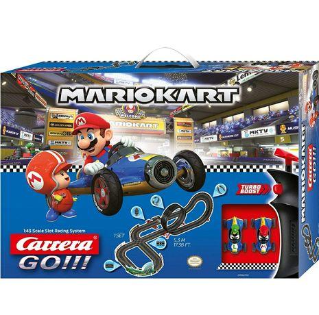 Super Mario Carrera Go tor wyścigowy