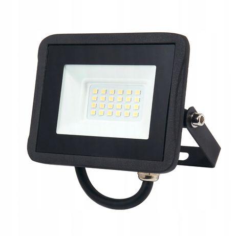 Naświetlacz halogen LED 20W HomeEdition 6000K
