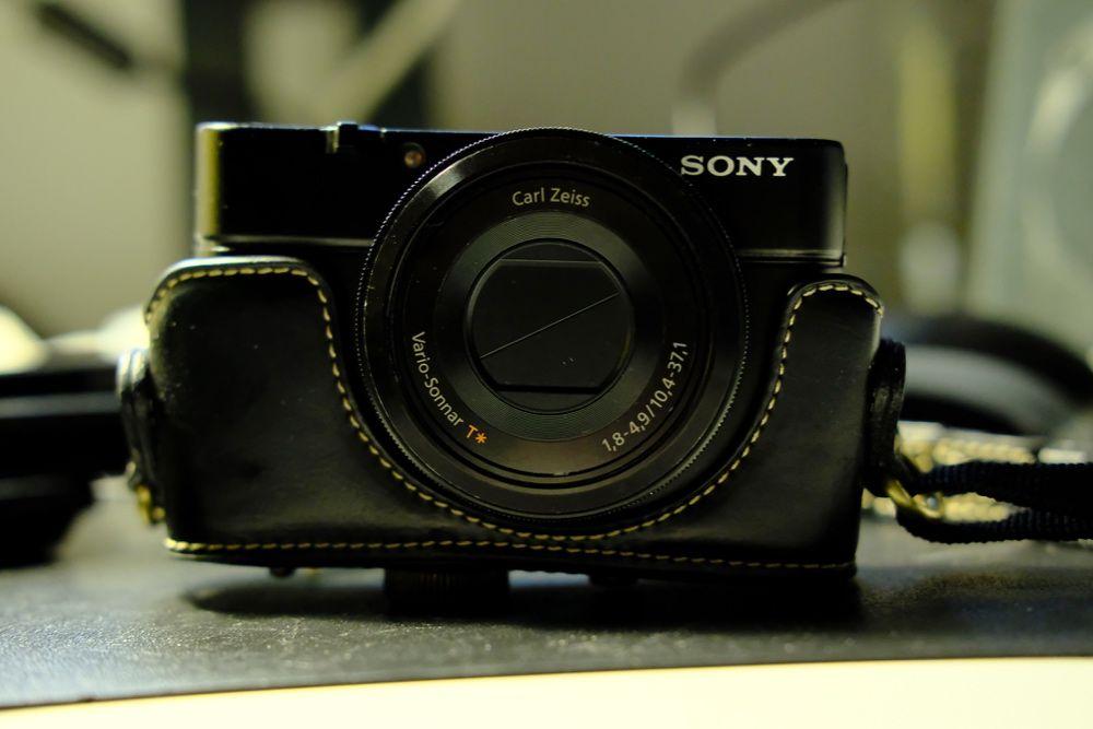 Sony rx100 mark I Groblice - image 1